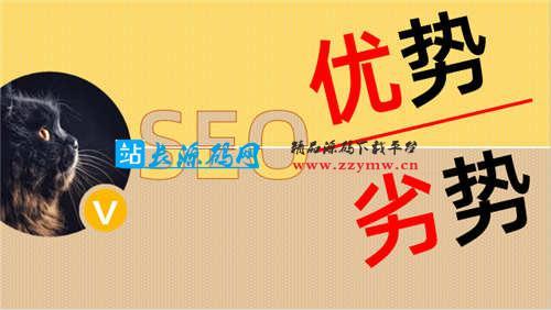 SEO优化基础:SEO的优势与劣势 SEO优化 SEO推广 第1张